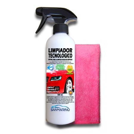 Producto para limpiar el coche en seco 500 ml