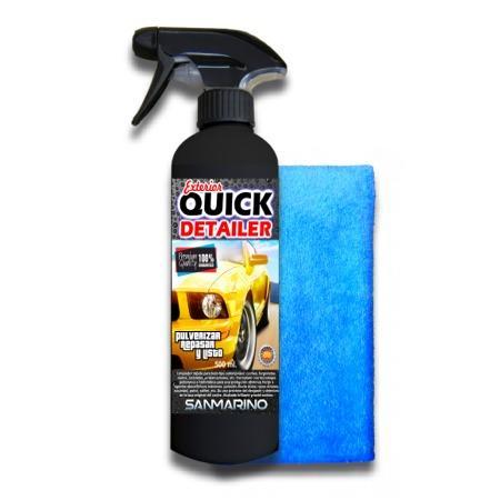 Limpiador Quick detailer para coche 500 ml